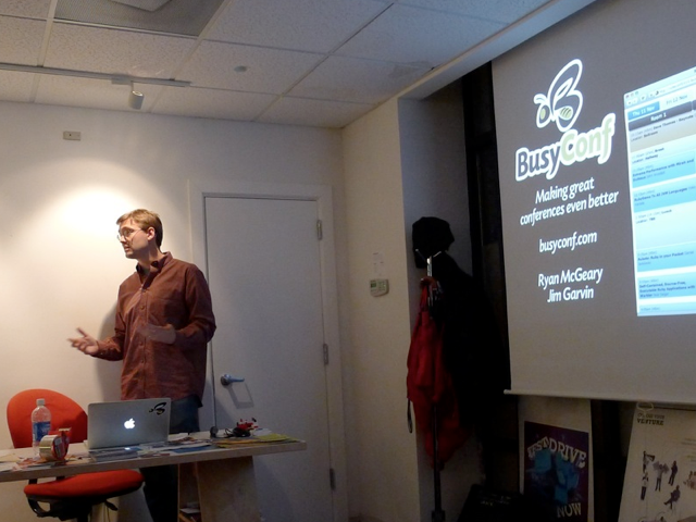 BusyConf and MongoDB